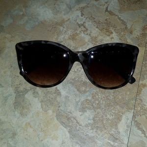 Cateye Marble Sunglasses
